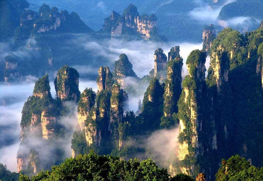 zhangjiajie-Pour-l'amour-des-monts-et-des-eaux1